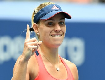 Williams verliert: Kerber neue Nummer eins der Tenniswelt