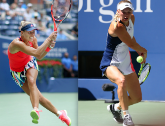 Match des Tages am Donnerstag: Kerber vs. Wozniacki