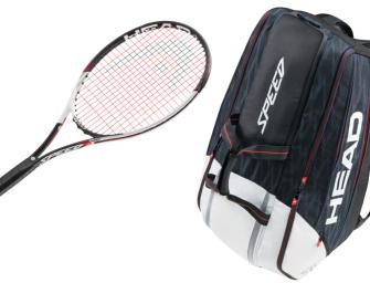 Jetzt gewinnen: Das neue Djokovic-Racket + Bag