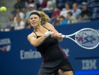 1:6, 2:6-Niederlage: Siegemund chancenlos gegen Venus Williams