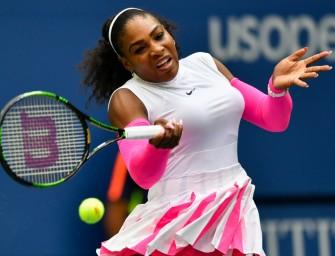 Serena Williams mit Rekordsieg im US Open-Viertelfinale