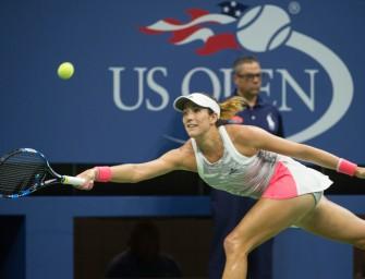 US Open: Muguruza scheitert in Runde zwei