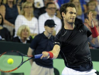Davis Cup: Murray verliert Fünf-Stunden-Krimi gegen Del Potro