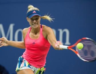Kerber stürmt ins Achtelfinale: Jetzt gegen Kvitova