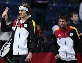 Davis Cup: Schatten über Berlin