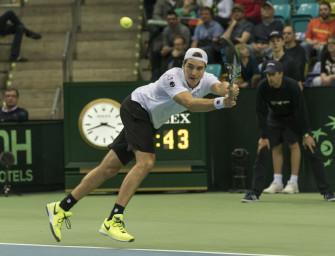 Davis Cup im Radiostream: 2:0 für DTB-Team