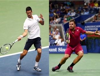 Match des Tages am Sonntag: Djokovic vs. Wawrinka