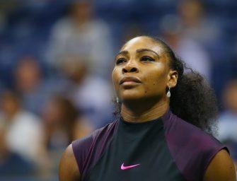 Die Schulter! Serena Williams tritt nicht in Wuhan & Peking an