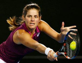 Julia Görges erreicht Halbfinale in Moskau