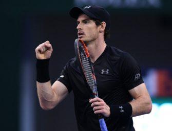 Wien: Murray triumphiert und nähert sich der Nummer eins
