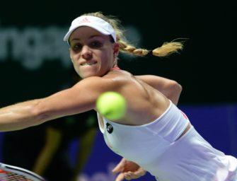Wie einst Steffi Graf: Kerber will Tennis-Boom auslösen