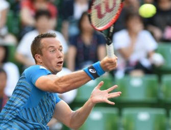 Shanghai: Kohlschreiber verliert zweites Match nach Comeback