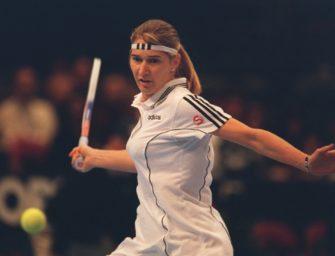 Steffi Graf: Der letzte Triumph beim Damen-Masters