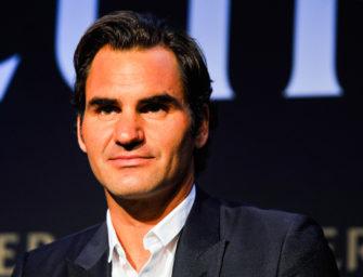 Interview: Roger Federer denkt nicht an Karriereende!