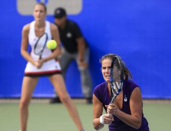 WTA-Finale: Görges im Doppel ausgeschieden