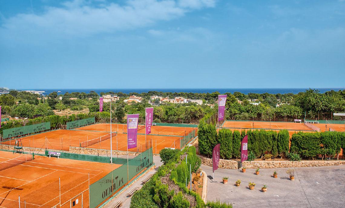 Patricio Travel – Zwei neue Patricio Tenniswelten