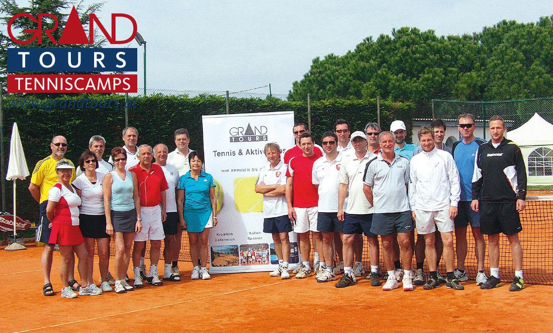 Grand Tours Tenniscamps