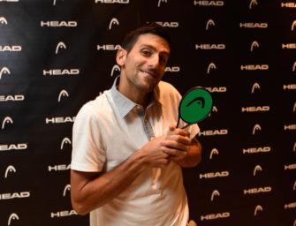 Im Video: Novak Djokovic – Interview ohne Worte!
