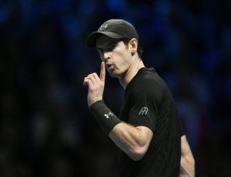 ATP-Finals: Murray nach Sieg über Wawrinka im Halbfinale