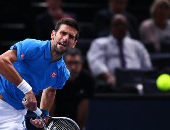 Djokovic scheitert in Paris – Murray winkt Weltranglisten-Platz eins