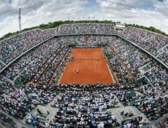 French Open: Umbau rückt näher