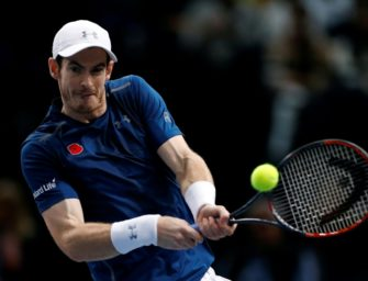 Murray fordert offenen Umgang mit Doping im Tennis