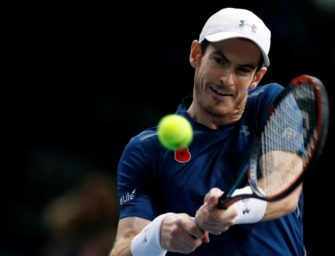 Murray trifft beim ATP-Saisonfinale auf starkes Trio