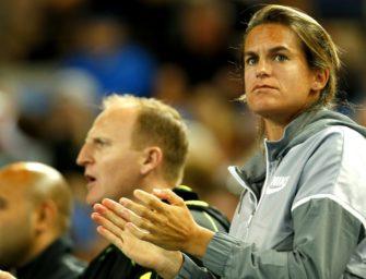 Fed-Cup-Finale: Mauresmo holt suspendiertes Duo zurück