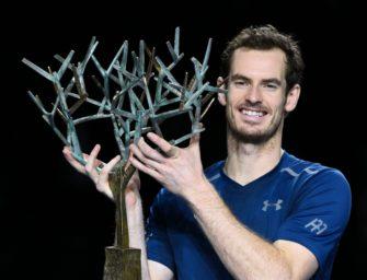 Weltrangliste: Murray erstmals die Nummer eins