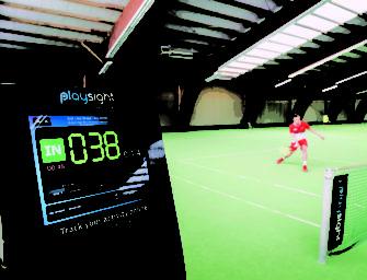 Überwachtes Spiel: Kamerasystem Playsight im Test