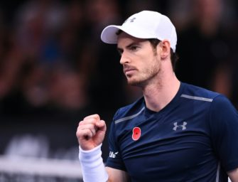 Andy Murray erstmals die Nummer eins der Tennis-Welt