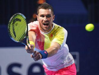 Paris: Mischa Zverev kassiert Erstrunden-Aus