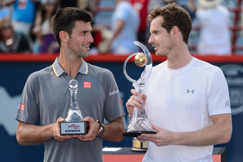 Murray gegen Djokovic