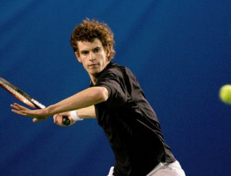 Aus dem Archiv: Interview mit Andy Murray 2005