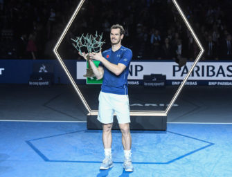 Neue Nummer eins Murray triumphiert in Paris
