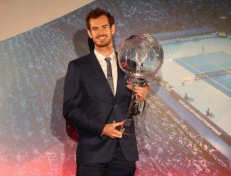 ATP-Finals: Der Titel wird schwer für Murray