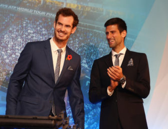 Murray gegen Djokovic – der Kampf um die Krone in London
