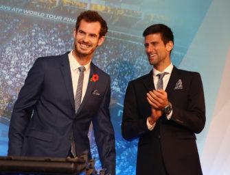 Murray gegen Djokovic – der Kampf um die Krone in London
