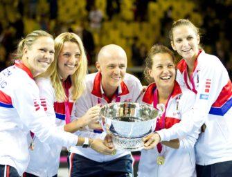 Tschechien gewinnt erneut den Fed Cup