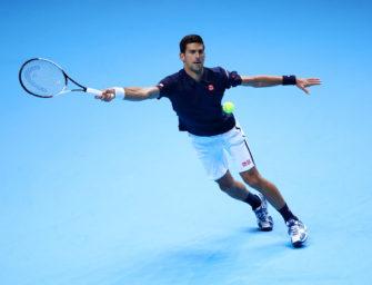ATP-Finals: Djokovic macht Gruppensieg perfekt
