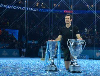 Andy Murray: Vom ewigen Zweiten zum Weltbesten