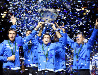 Davis Cup-Finale: 3:2 für Argentinien