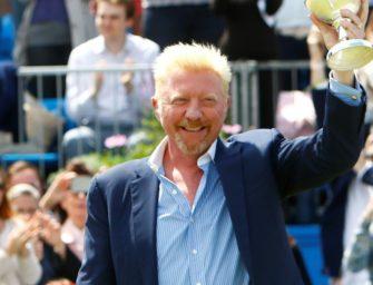 Nach Trennung von Djokovic: Becker als TV-Experte zu Eurosport