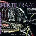 tennis MAGAZIN Schlägertest für Turnierspieler