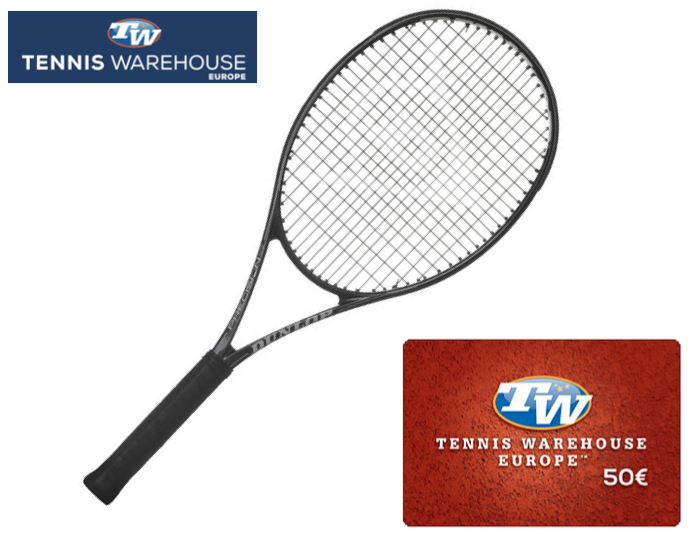 Dunlop Precision Tour Tennis Racket