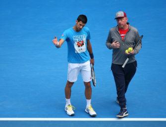 Djokovic und Becker: Wunderbare Jahre
