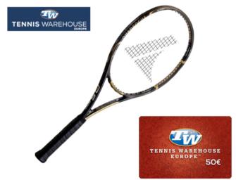 Pro Kennex-Racket + 50€-Gutschein