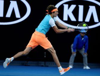"""Lob für Alexander Zverev: """"Faszinierendes Power-Tennis"""""""
