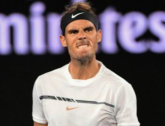 Melbourne: Nadal schlägt Monfils – Viertelfinale!