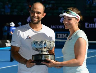 Melbourne: Spears/Cabal gewinnen Mixed-Titel